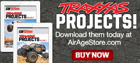 Traxxas Projects 275x125