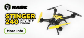 HRP RGR Stinger 240 275 x 125