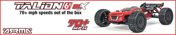 Hobbico AARMA Talion 600x120