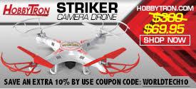 StrikerDrone - 275