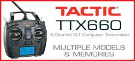 Tactic TTX660 TAJ2660 275x125