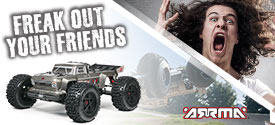 *ARRMA Freak Out 275x125