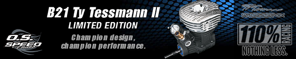 Hobbico Ty Tessman 600x120