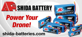 Shida Batteries - Power Your Drone 275x125