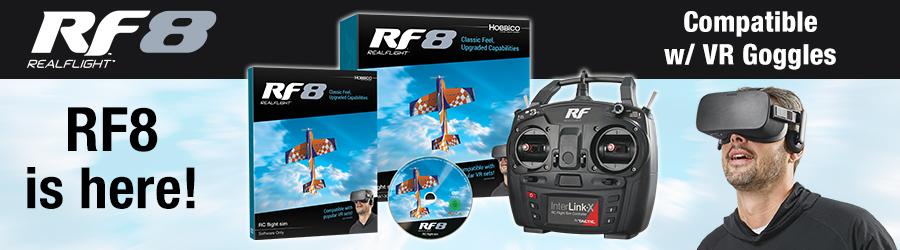 Hobbico RF8 900x250