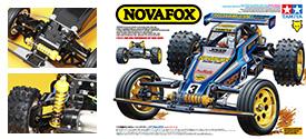 Tamiya Nova Fox 3