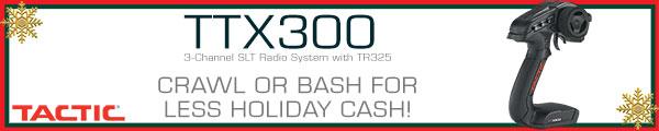Hobbico Tactic TTX300 600x120