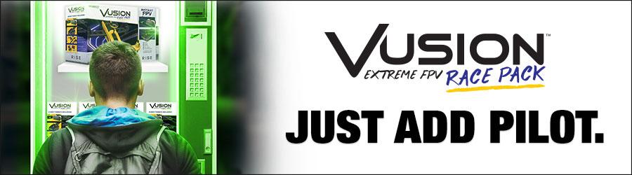 Hobbico Rise Vusion V3 900x250