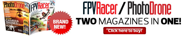 FPV/PhotoDrone Racer