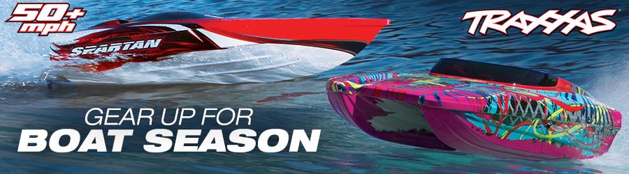 Traxxas Boat Season 900x250