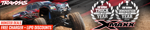 Traxxas T-Maxx Awards