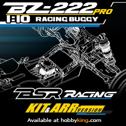 Hobby King - BZ 222 250x250