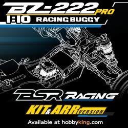 Hobby King - BZ 222 250x250
