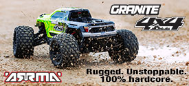 AARMA Granite 4x4 275x125*