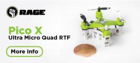 HRP RGR PicoX 275 X 125