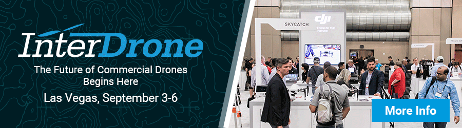 Interdrone The Future of Commercial Drones Begins here