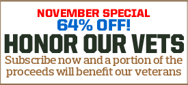 Flight Journal Veterans Day 275x125