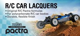 Testors 275x125 RC Car Laquers