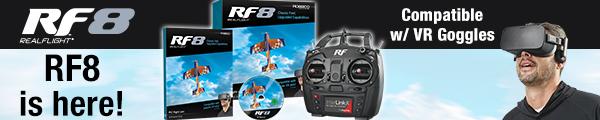Hobbico RF8 600x120