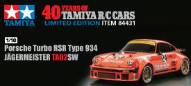 Tamiya Porsche Turbo 934