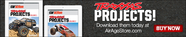 Traxxas Projects Digital Downloads 600x120