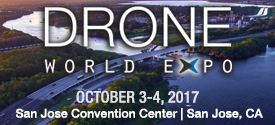 Drone World Expo 2017 275x125