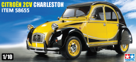 Tamiya Citroen 2CV Charleston 275x125