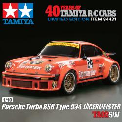 Tamiya Porsche Turbo 934 250x250