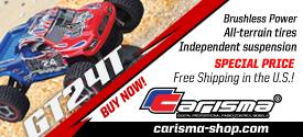 Carisma 275x125
